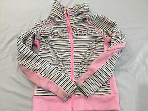 IVIVVA Jacket Size 8 Full Zip / Thumbholes