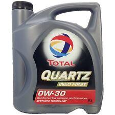 5 Liter Total QUARTZ INEO FIRST 0W-30 PSA Peugeot Citroën B71 2312, B71 2302