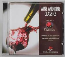 Wine And Dine Classics Eclipse Classics CD NM