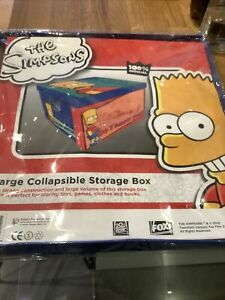 The Simpson Large Storage Box