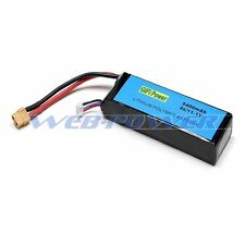 5400mAh 3S 8C 11.1V EXTENDED HIGH CAPACITY  LiPo Battery For 3D ROBOTICS IRIS+