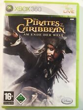 Xbox 360 Game Pirates of the Caribean at the End World, USED BUT GOOD