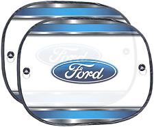Ford Logo Universal Sunshade for Cars Truck Van Side Passenger Sun Shade