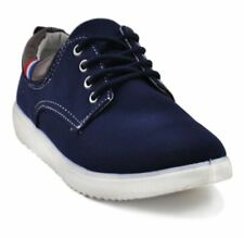 Tanggo 813 Fashion Sneakers Men's Casual Rubber Shoes (Navy Blue)  Size 40
