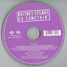 "BRITNEY SPEARS - 5"" CD - Do Somethin (Promo)  Jive"