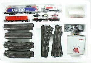 Märklin H0 29523  Startpackung Cargo, in OVP