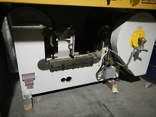 "Benchmaster Model SP75000C-A-2  ""Deep Throat"" Mechanical Punch Press 15 Ton"