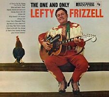 Lefty Frizzell - The One And Only (Expanded Edition) 2015 (NEW CD)