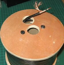 50 METERS DRUM RG58 COAX CB HAM TAXI SCANNER USE FOR all radios universal
