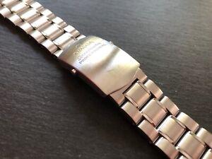 Omega Speedmaster 20mm OEM Bracelet 1861-1863 Hesalite or Sapphire STZ004194