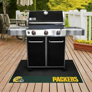 Green Bay Packers Grill Mat Tailgate Accessory
