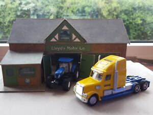 SIKU  1:87 HGV  TRUCK &  TRACTOR Dicast Model Toy