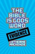 THE BIBLE IS GOD'S WORD - MACKENZIE, CATHERINE - NEW PAPERBACK BOOK