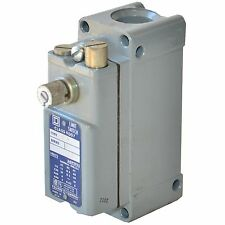 9007AW14 SER C SQUARE D CLASS 9007 1N.O. 1N.C. 600V PRECISION LIMIT SWITCH --SES