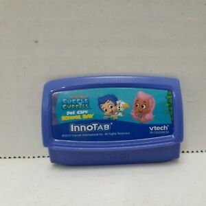 vTech Innotab Bubble Guppies Pet Care School Day Game Cartridge (Pre-Owned).