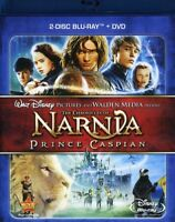 The Chronicles of Narnia: Prince Caspian [New Blu-ray] With DVD, Widescreen