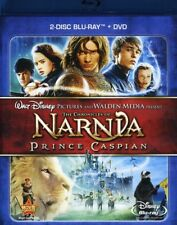 The Chronicles of Narnia: Prince Caspian [New Blu-ray] With Dvd, Wides