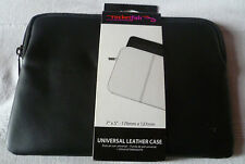 Rocketfish Universal Real Leather Case 178 mm x 127 mm (1st class p+p)