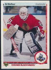98 1991-92 Upper Deck Hologram Parkhurst lot Ed Belfour 1990-91 rc