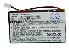 NEW LISI241 Battery For Sony Clie PEG NX60,NX70, NR70VL,NX73V, NX80, NX80V,SJ33