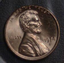 1974-D Memorial Cent - Choice GEM BU