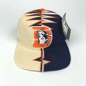 Shockwave Denver Broncos Starter Hat Pro Line NFL Vintage Rare NWT Throwback
