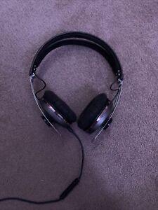 Sennheiser MOMENTUM 2 On-Ear Wireless Headphones - Black - With Case