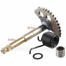 Kick Start Shaft Gear GY6 150cc Starter Motor Chinese Scooter Parts Spindle