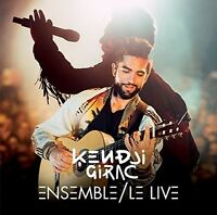 Kendji Girac - Ensemble Le Live [New CD] France - Import
