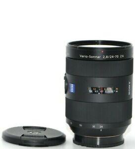 Sony Carl Zeiss Vario-SONNAR  AF 24-70 mm F/2.8 ZA  T*  SSM   A- MOUNT