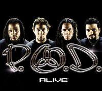 P.O.D. Alive (2001) [Maxi-CD]