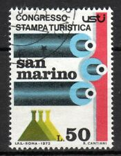 San Marino - 1973 Tourist-press conference -  Mi. 1027 VFU