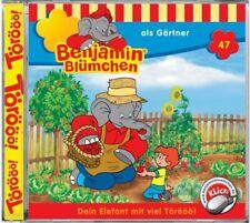 CD * BENJAMIN BLÜMCHEN - FOLGE 47 - ALS GÄRTNER # NEU OVP KX