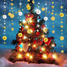 4M  Xmas Starry Sky Hanging Decoration Paper Garland Bunting Wedding Party Decor