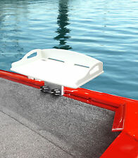 Brocraft Tracker Boat Versatrack System/Lund Sport Track Bait/Fillet Table board