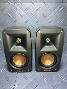 Klipsch Reference Theater RTP Satellite Speakers - Set of 2 ✌️