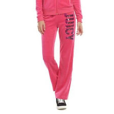 75% off! JUICY COUTURE SEQUIN VELOUR BOOTCUT PANTS SMALL SRP US$ 24+