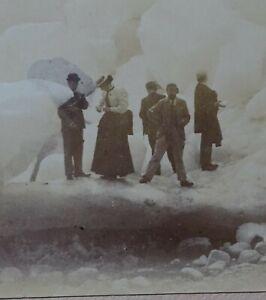 A Victorian European Tour Photo Album Germany, Belgium, Switzerland, The Alps