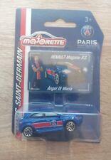 Majorette 212053061 - Paris Saint-Germain -Renault Megan R.S- #11 Ángel Di María