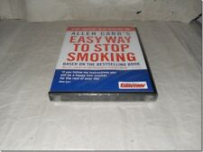 ALLEN CARR'S EASY WAY TO STOP SMOKING dvd UK RELEASE NEW FACTORY SEALED