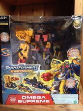 Transformers Energon Omega Supreme 2004 (Omega Sentinel Mold) 100% Complete