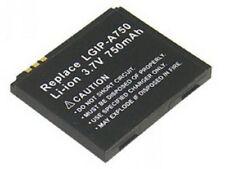 Replacement Battery LG LGIP-A750 KE850 Prada KE820 KG99 KF600 KB6100 KE800 ME850