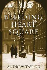 Bleeding Heart Square Taylor, Andrew Hardcover