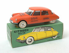 JRD (France) Citroen DS19 Auto Festival 85 - Orange - 1985 *MIB*