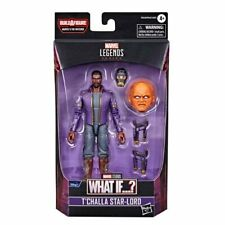 Marvel Legends What If? T'Challa Star-Lord 6-Inch Action Figure BY HASBRO