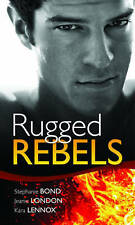 """""""VERY GOOD"""" Real Men: Rugged Rebels: Watch and Learn / Under His Skin / Her Perf"""