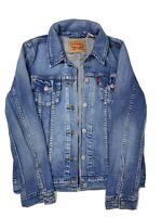 Levi Denim Jacket Size M