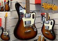 Fender Jaguar JGS RW-3-Tone Sunburst | Japan Special Edition | Sofort Lieferbar