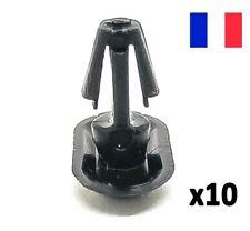 10X Garniture Doublure Panneau Clips pare-chocs Fenêtre Boot porte corps voiture RENAULT