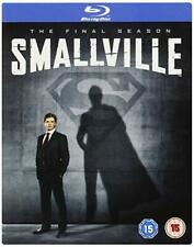 SMALLVILLE - COMPLETE TENTH SEASON 10 [BLURAY] NEW & SEALED